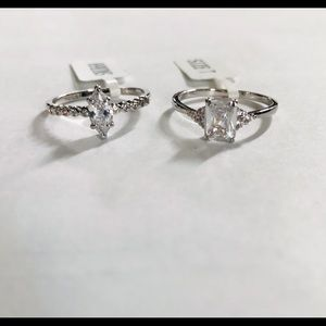 ✨Both Rings NWT Size 7✨